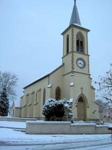 Eglise d'Evrange